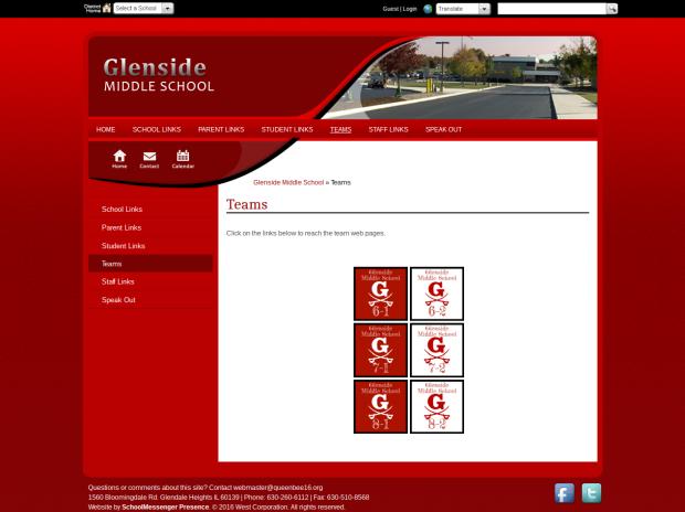 Teams   Glenside Middle School.png